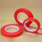 红色高温美纹纸胶带