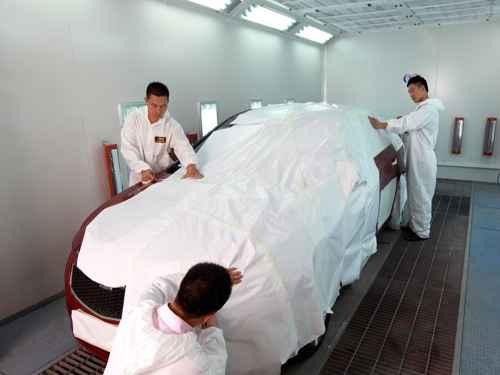 汽车喷漆用途的美纹纸胶带