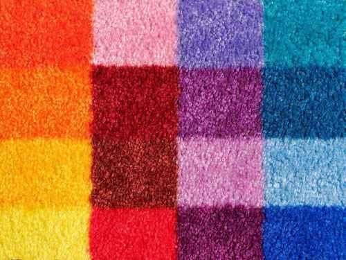 不同颜色的地毯图片展示