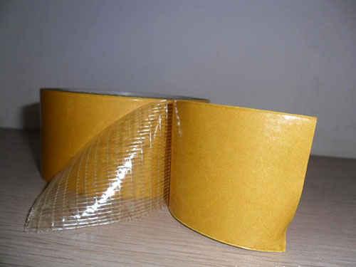 透明网格双面胶带